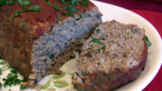 Ranch House Meatloaf Recipe